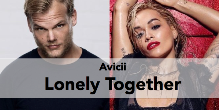avicii lonely together トップ